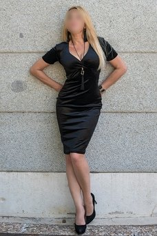 Paula, Escort a Madrid