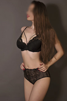 Gala, Escort en Madrid