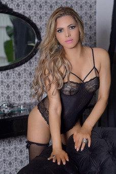 Luana, Agence à Madrid