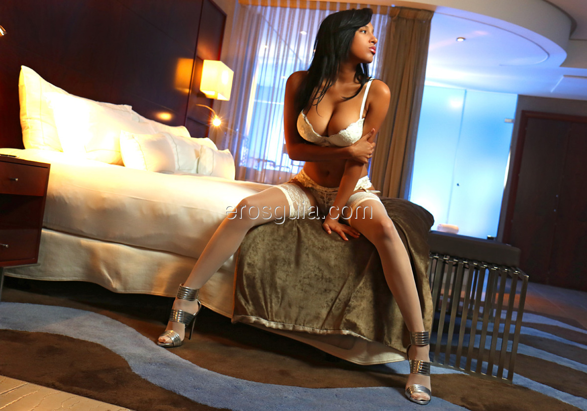 Lia, Escort en Madrid - EROSGUIA