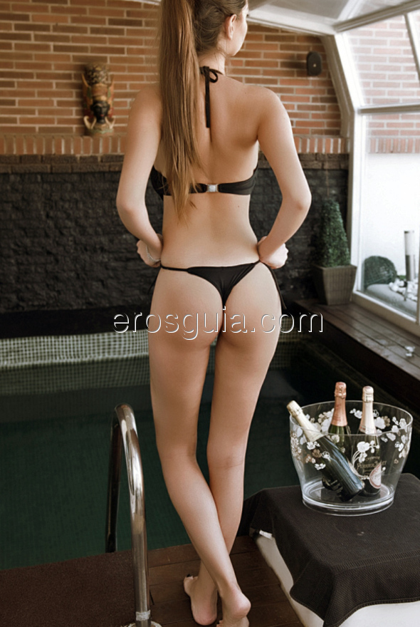 Gala, Escort in Madrid - EROSGUIA