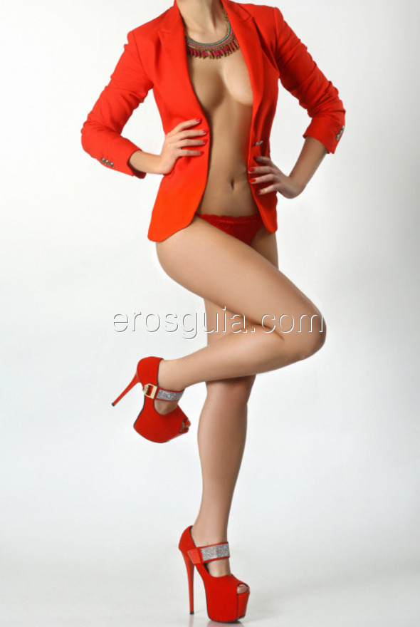Elysse, Escort en Madrid - EROSGUIA