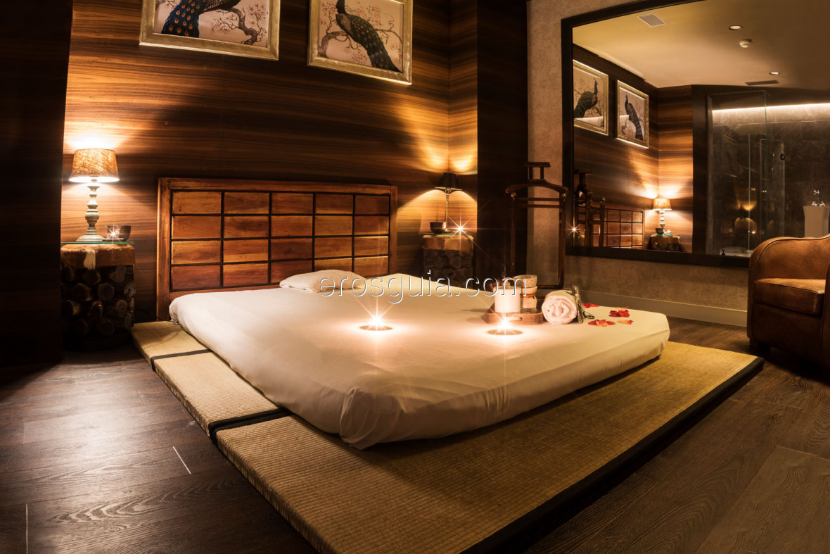 Dare to enter into the relaxation and pleasure world through the hands of...