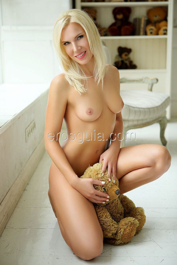 Liza, Escort in Madrid - EROSGUIA