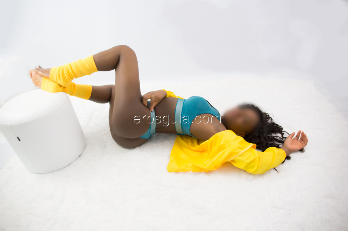 Eva, Escort in Madrid - EROSGUIA