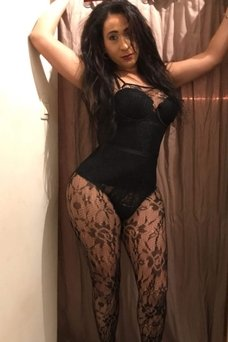 Diana, Travesti en Madrid